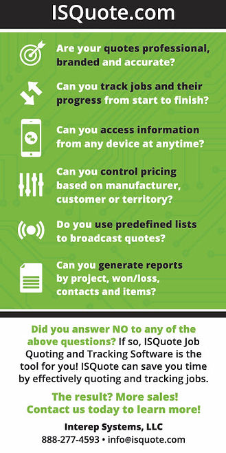 ISQuote Infographic