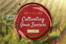 Visit us at the 2018 AIM/R Conference Sept 12-15, Napa, CA