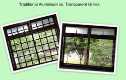 Traditional vs Transparent
