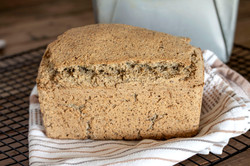 Buckwheat Seed Bread