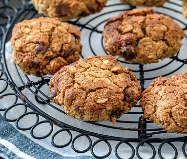 Peanut Butter Choc Chip Cookies - fast cook - 3.jpg