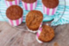 Banana Muffins Paleo, grain free, gluten free, cakes, banana, baking, baking mix, muffin