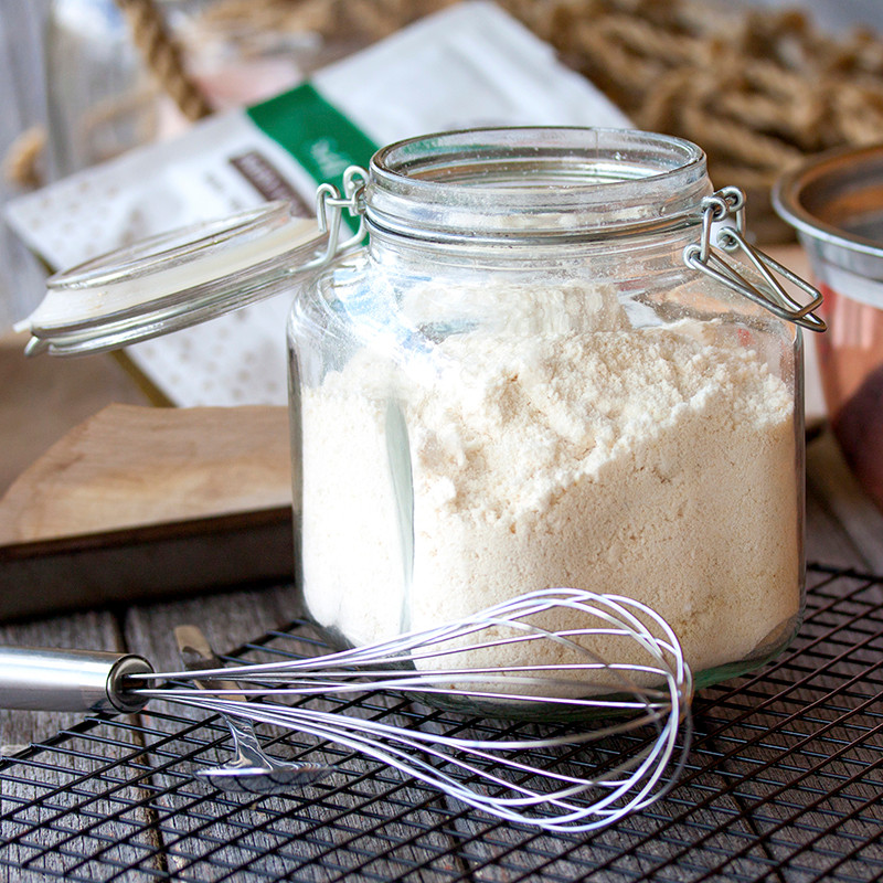 Make your own Paleo Self Raising Flour