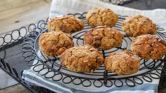 Choc Chip Peanut Butter Cookies
