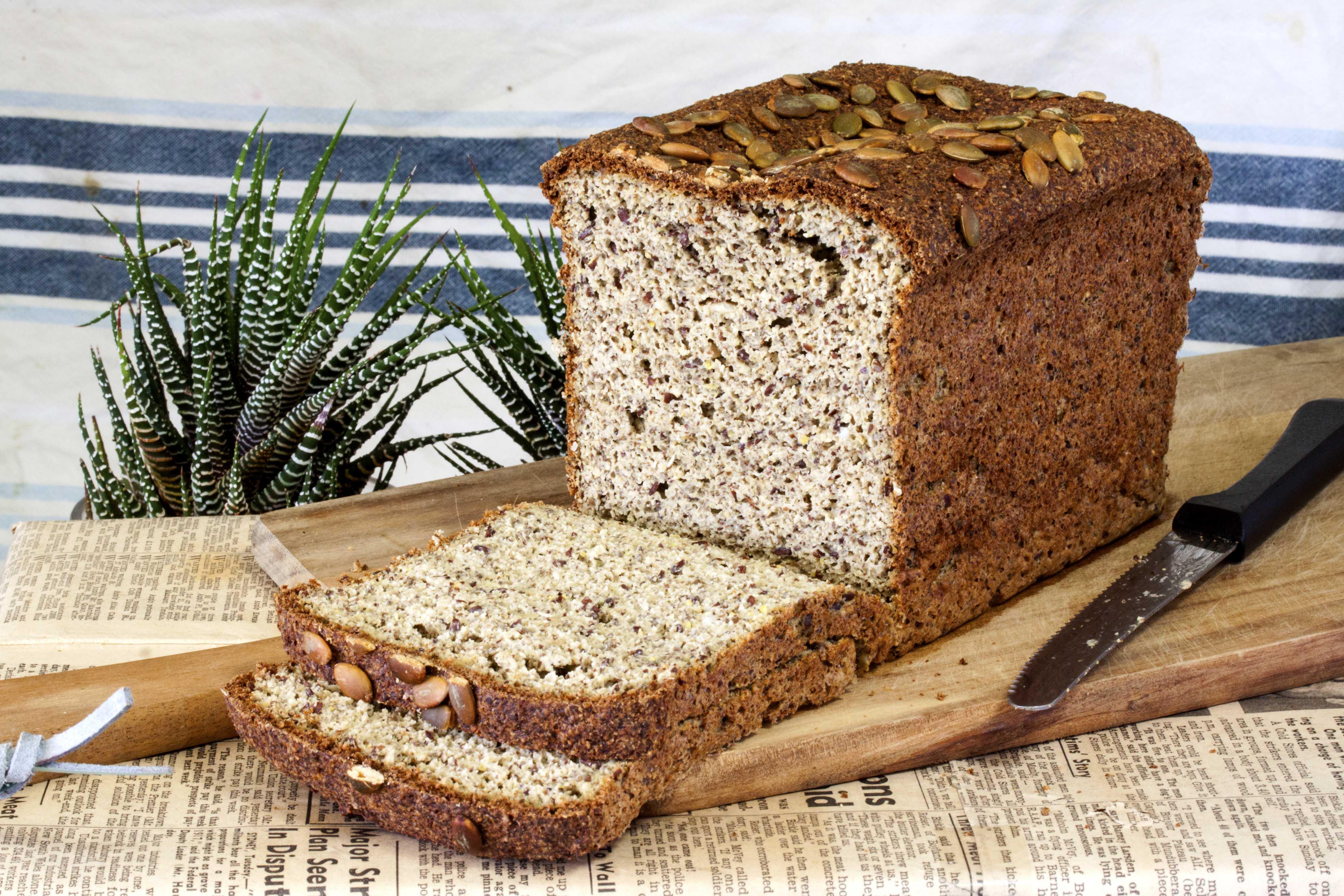 Paleo Yeast Bread
