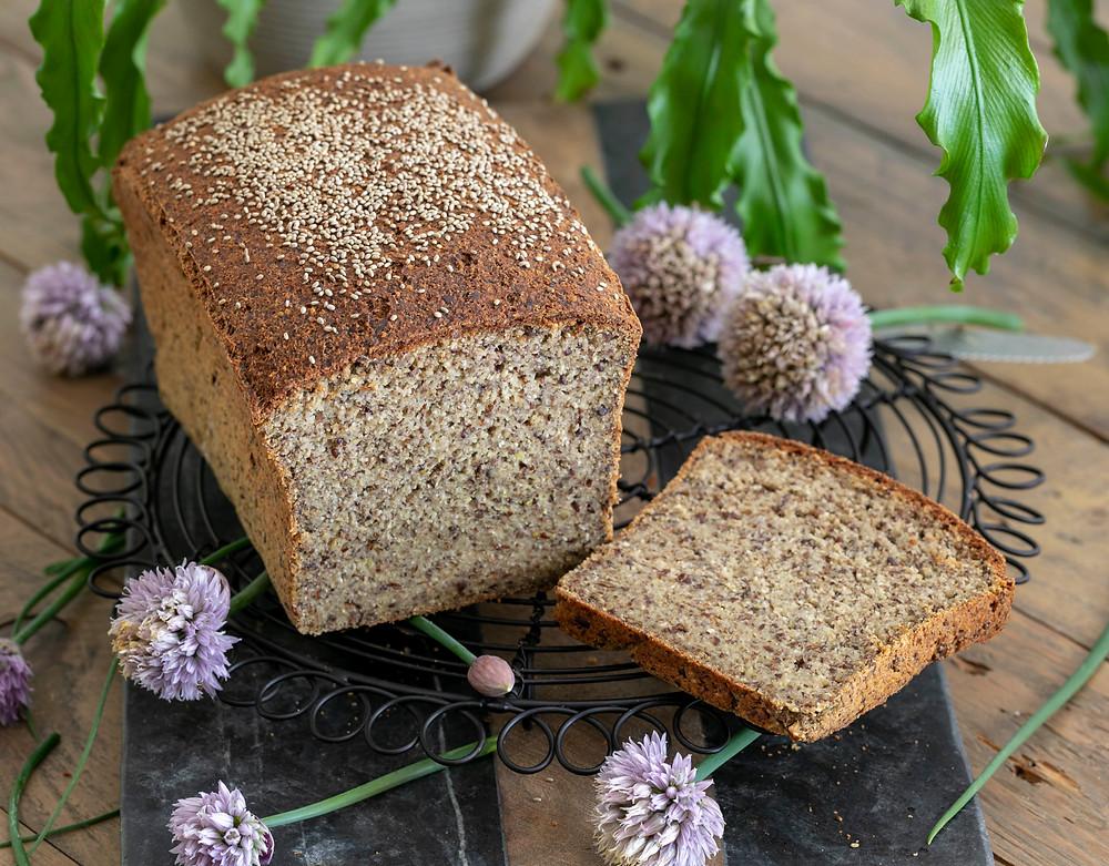 Vegan, Grain Free Bread
