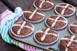 BananaPaleo Easter Muffins