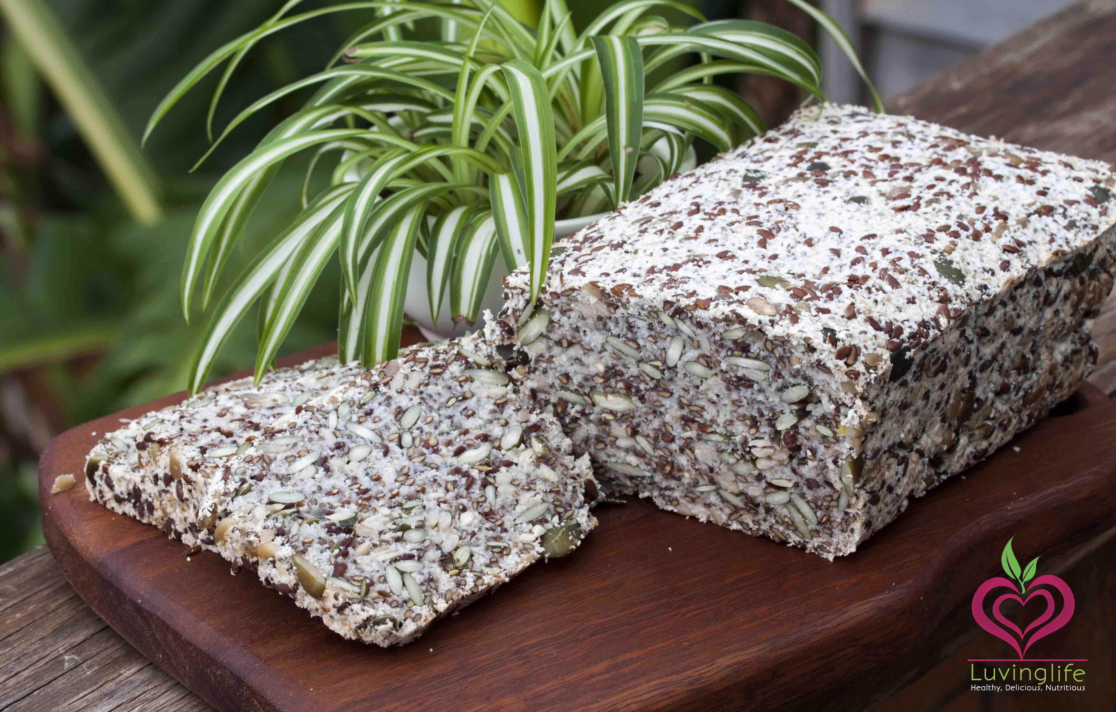 Full Seed Pagen Bread