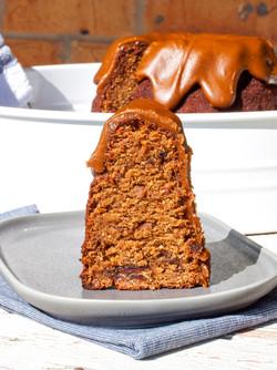 Sticky Date Cake with Butterscotch F