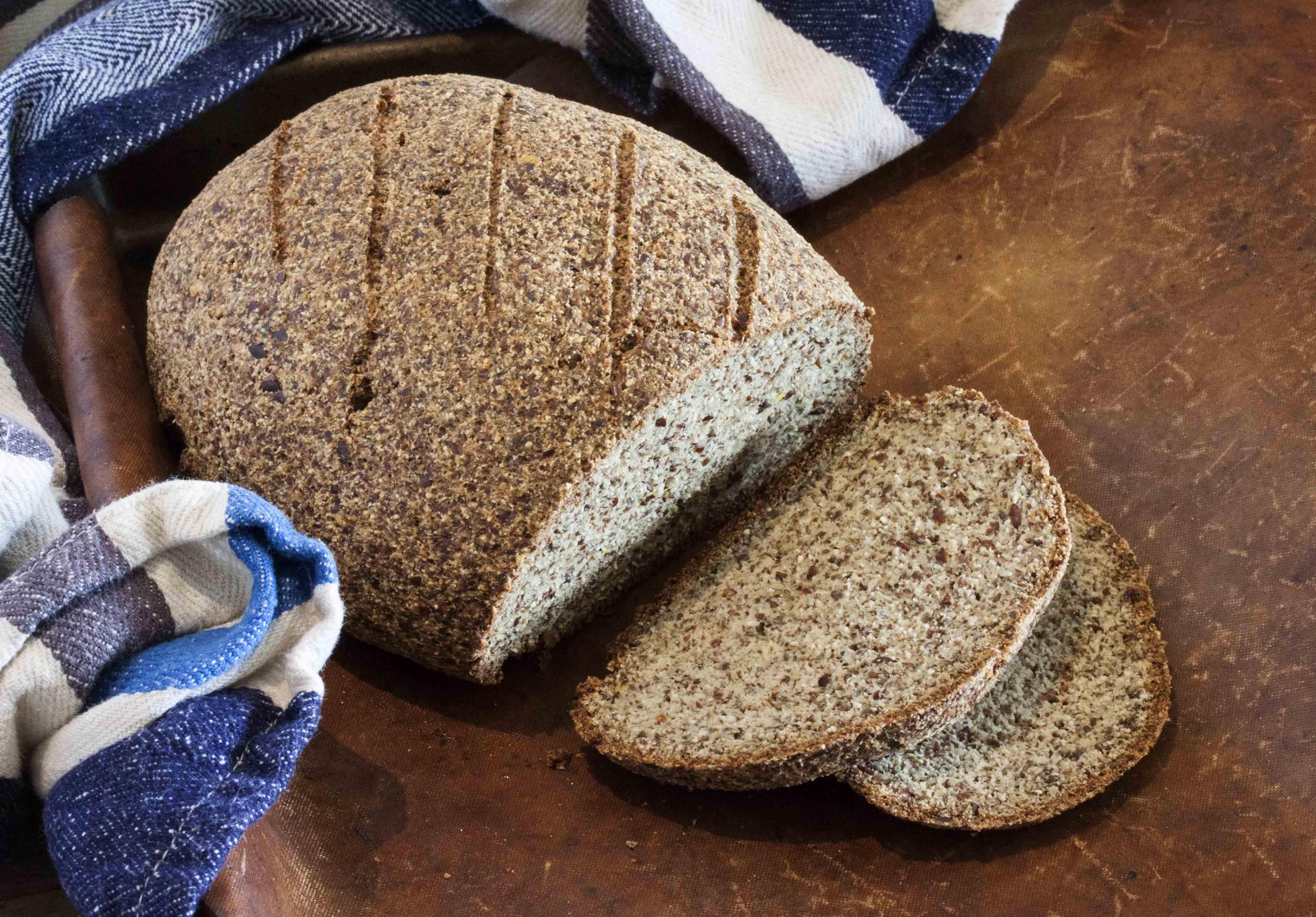 Grain Free Sourdough