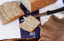 Protein bread