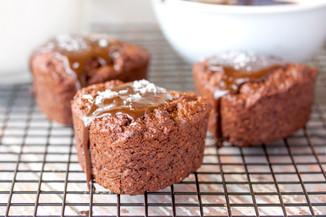 Chocolate Fudge Muffins for my Vegan friends
