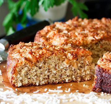 Apple and Cinnamon with Fruity Streusel