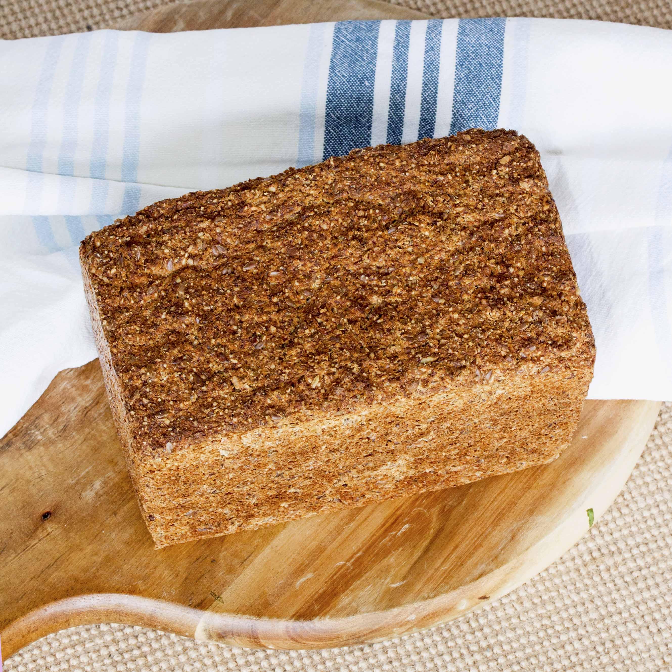 Yeast Paleo Bread - 1