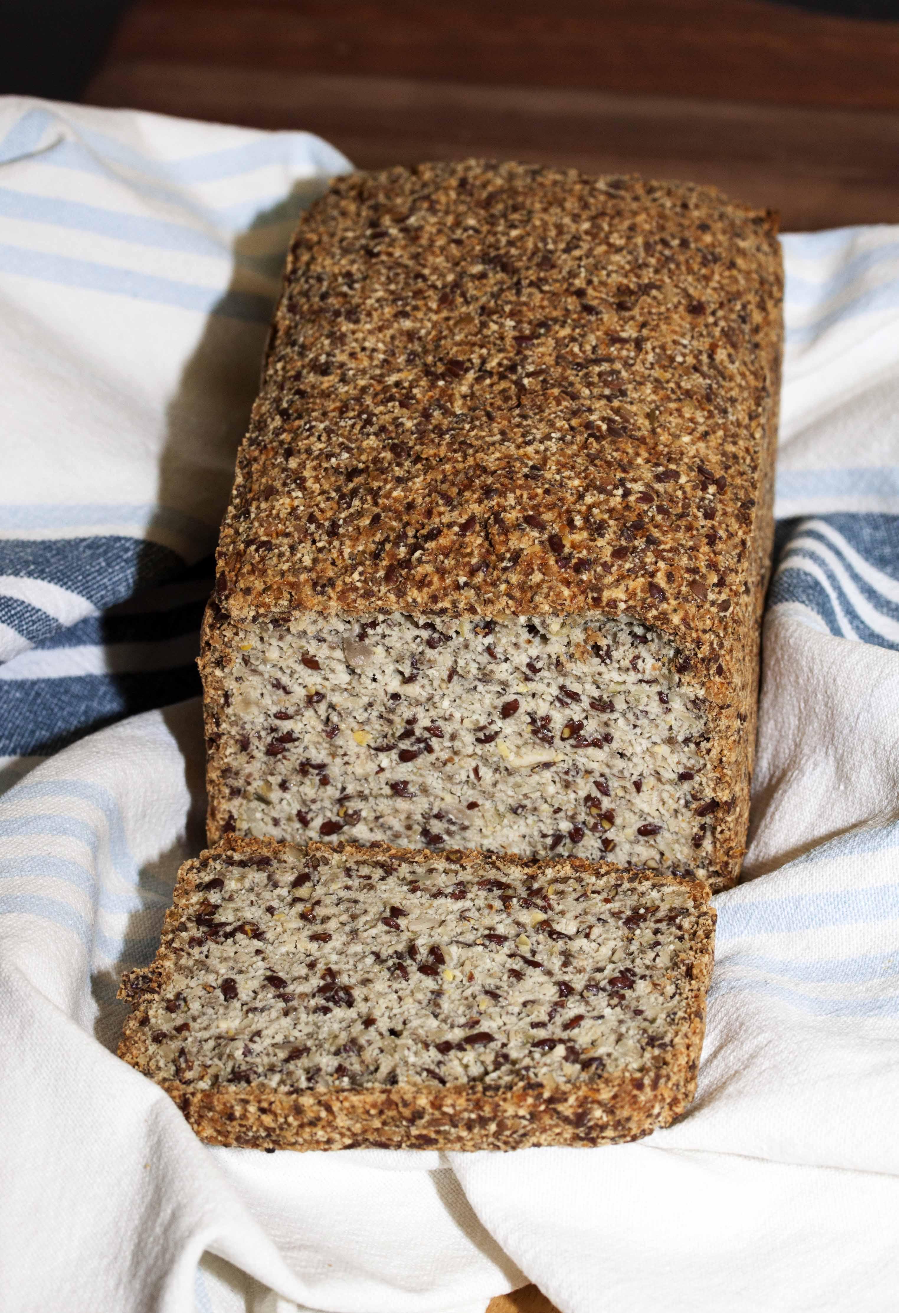 Vegan Paleo Yeast Bread