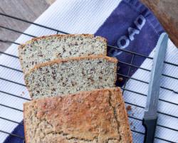 Protein Bread with Vanilla Whey