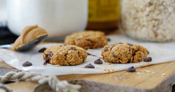 Peanut Butter Choc Chip Cookies - slow cook