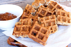 Muesli Waffles