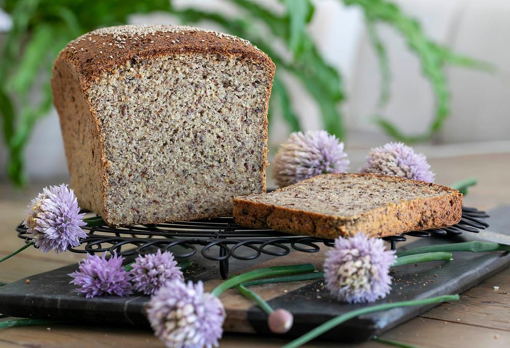 Vegan, Grain Free, Bread