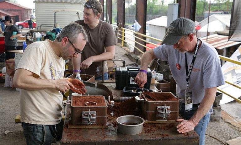Advanced Greensand Workshop - Cup, Saucer, Spoon