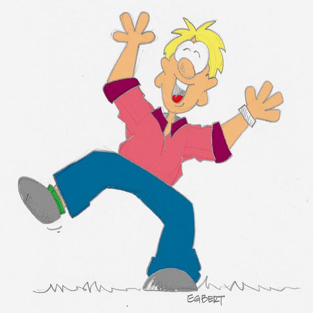 Karl the Kartoonist