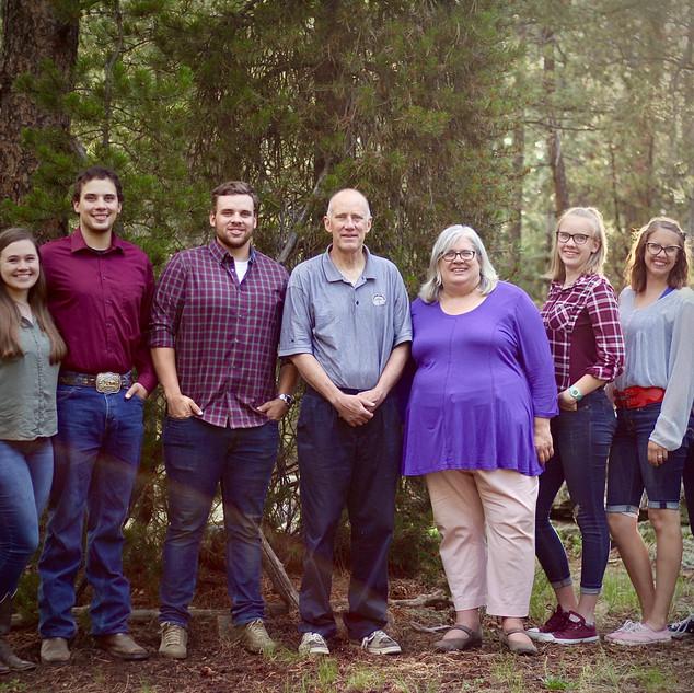 The Egbert Family
