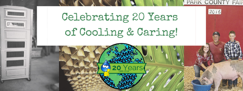 In 2018 we celebrated 20 years!