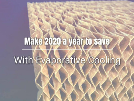 Evaporative Cooling Saves