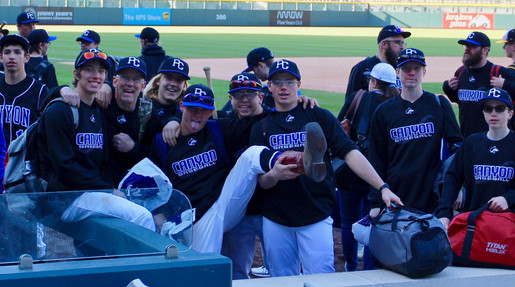 The baseball boys!