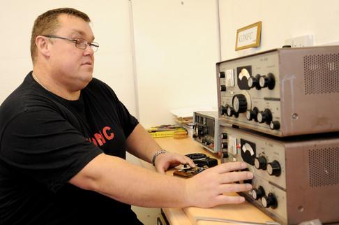 Burton ARC. BURTON AMATEUR RADIO CLUB. Ham radio club in Burton upon Trent. Staffordshire. Burton-ARC G3NFC