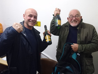 Exam Success for Mike & Neil.