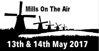 Burton ARC Mills on the air