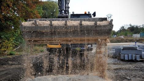 « Faiseurs de terre » déploie son démonstrateur de substrat fertile! 100% recyclé! local! solidaire!
