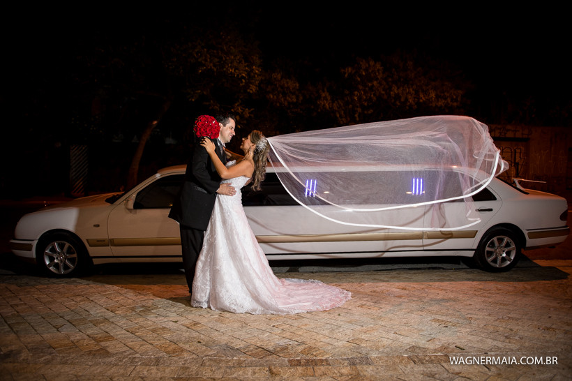 Aline & Fabio | Casamento