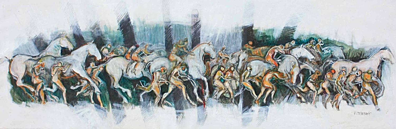 Hommes et chevaux