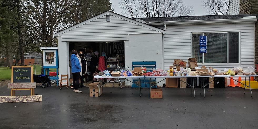 Resource Garage and Community Garden