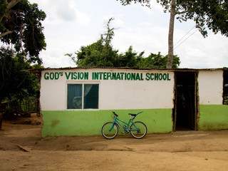 Ghana Children's Fund | Meet Bentum