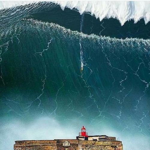 Big Wave Nazare