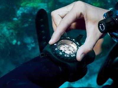 קורס צלילה ניווט תת ימי