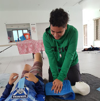 CPR & First Aid training - Rongohiva