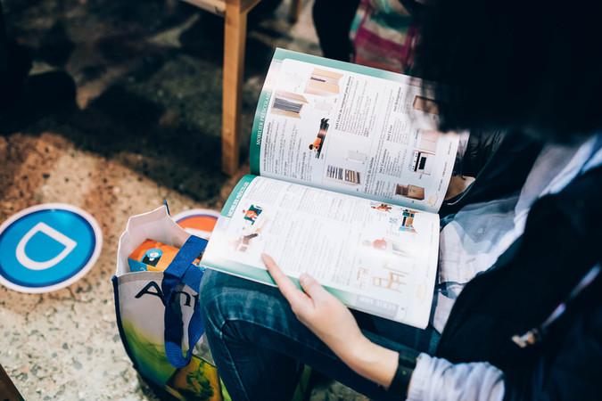 Salon de l'apprentissage 2019 ©Caroline Perron