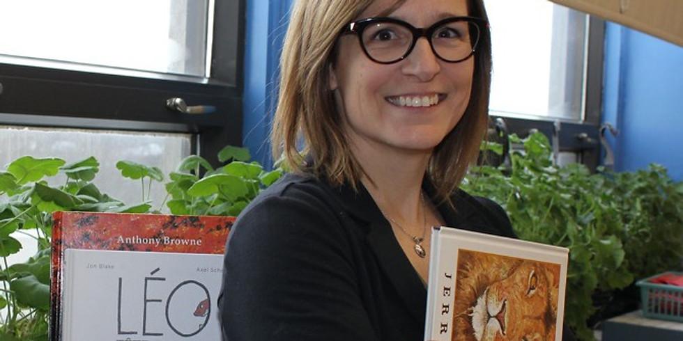 Isabelle Robert | L'atelier d'écriture en classe: une démarche authentique de l'auteur.