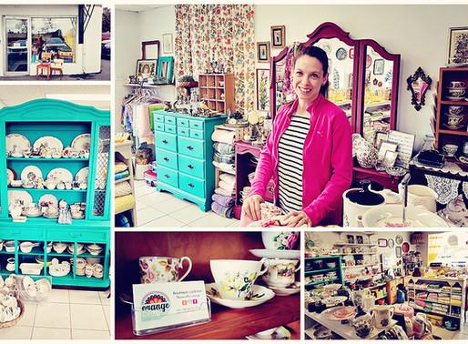 Orange rétro, une jolie boutique vintage girly à découvrir à Québec