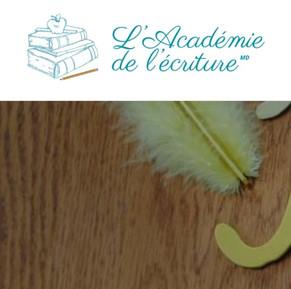 L'Académie de l'écriture/Madame Crayon