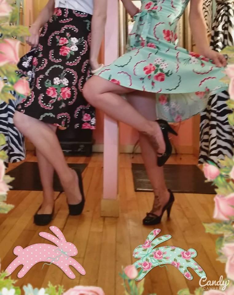 Bonnes adresses Esprit Vintage Kitsch'n swell 5