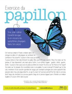Exercice du papillon
