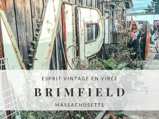 Brimfield, le show d'antiquités, de brocantes et d'objets vintage que tu ne dois pas manquer!