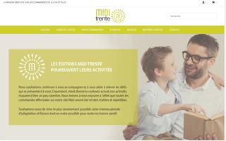 Midi Trente Éditions