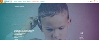 Conférence : Mon enfant est stressé, anxieux et déprimé. Comment puis-je l'aider ? (primaire) ($)