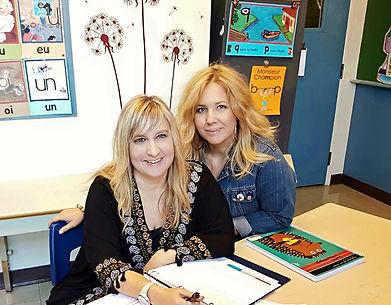 Izabel Vadnais et Chantal Trudel Productios ID/O